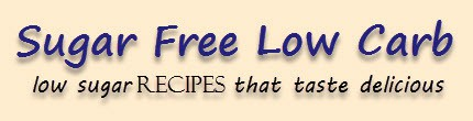 sugar free low carb | low sugar recipes that taste delicious